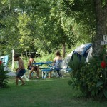 location camping à Maulon