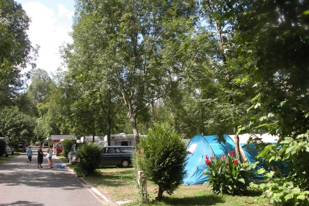 emplacement camping mauleon