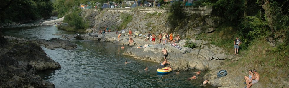 Camping mauleon pays basque