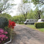 camping cambo pays basque