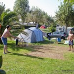 location emplacement camping Hendaye