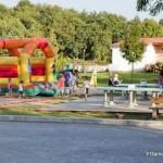 aire de jeux camping hendaye