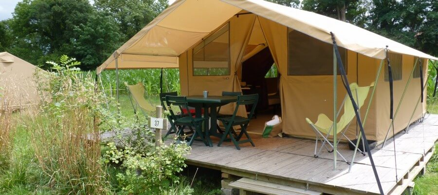 urt camping tente
