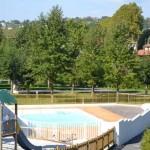 piscine du camping à Hasparren