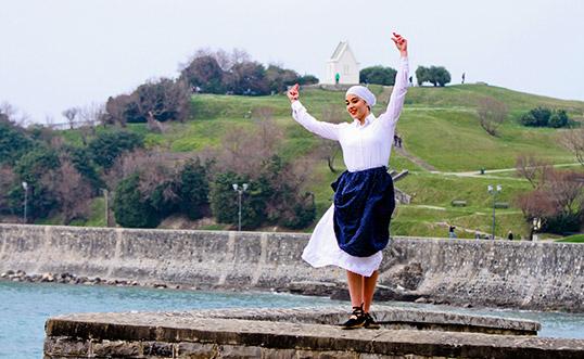la danse basque