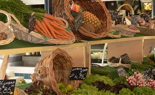 marché pays basque