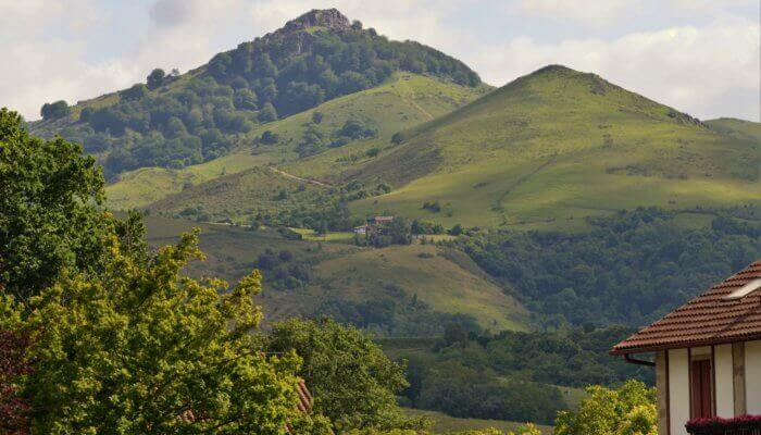 Camping pour faire des randonnées à Cambo les Bains